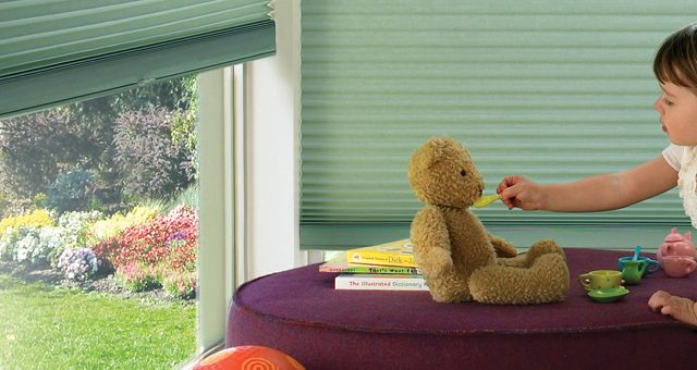 child safe window coverings