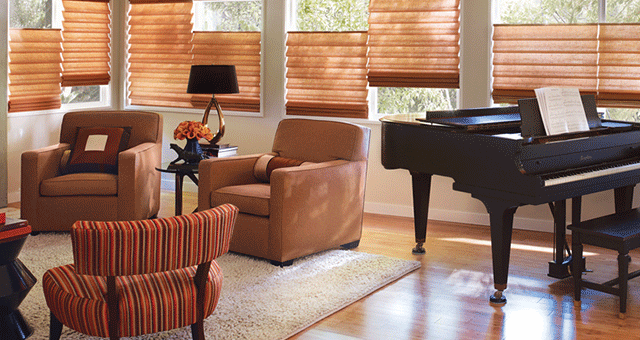 window coverings for light control