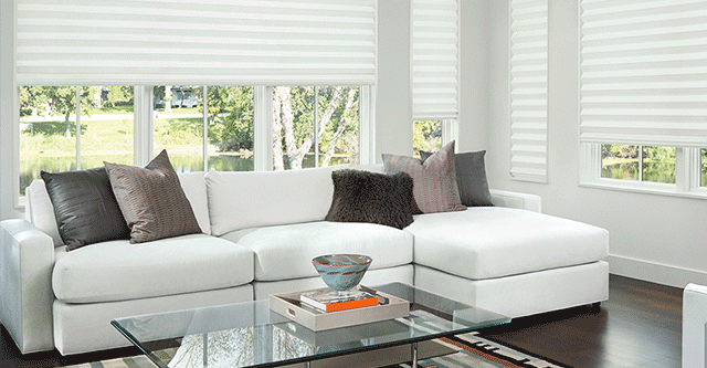 Hunter Douglas PowerView, horizon window fashions
