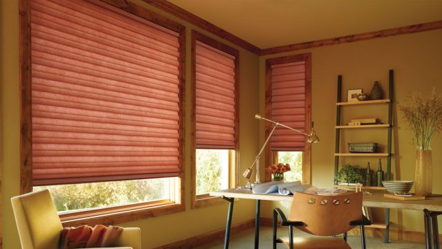 Energy Efficient Window shades, horizon window fashions