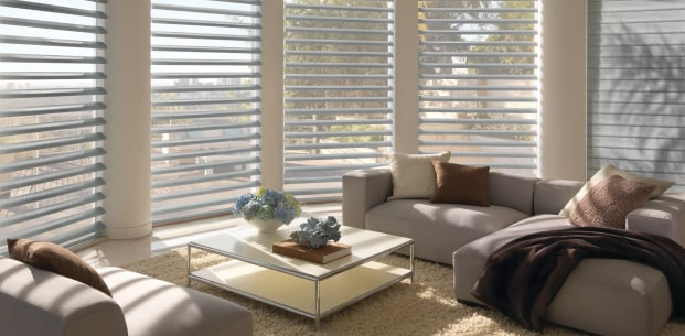 window coverings, horizon window fashions