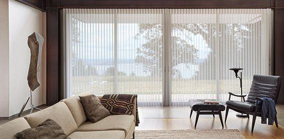 horizon window fashions, hunter douglas